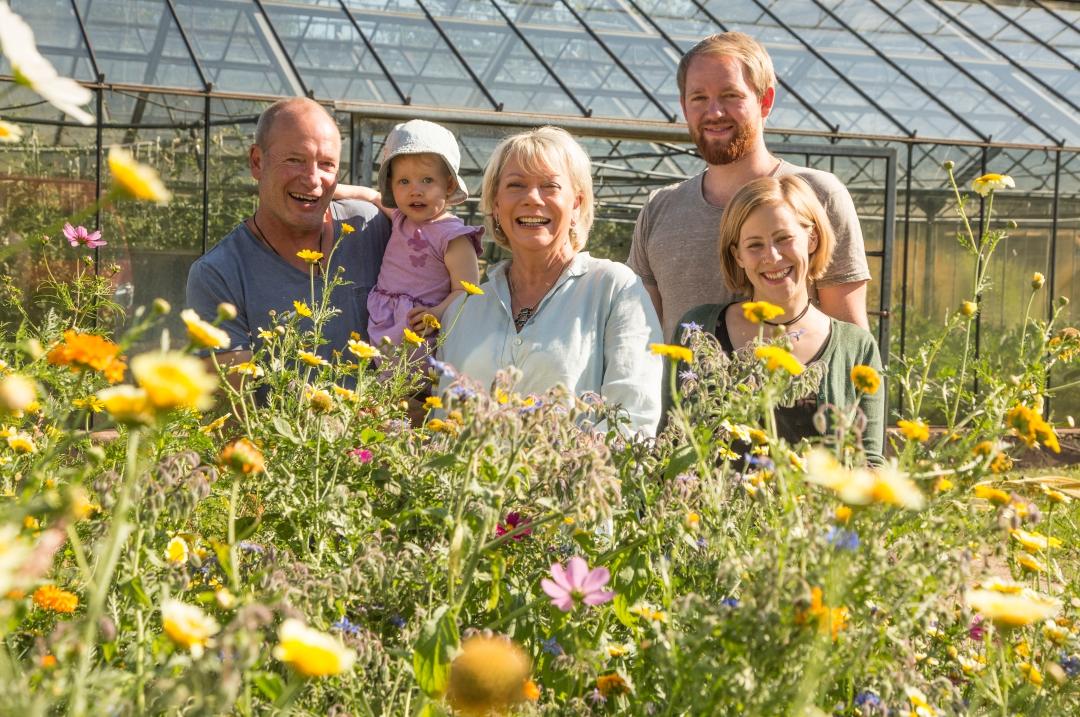 Grünkorb Gärtnerei - Familie Brandes und Frenßen